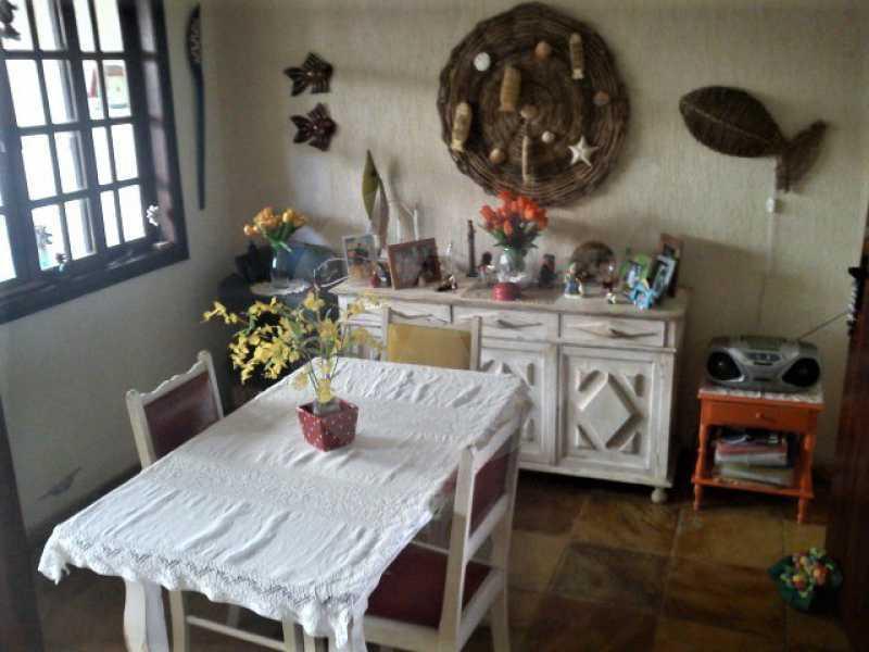 3 Casa Condomínio Itaipu - Imobiliária Agatê Imóveis vende Casa em Condomínio - Itaipu - Niterói. - HTCN20054 - 4