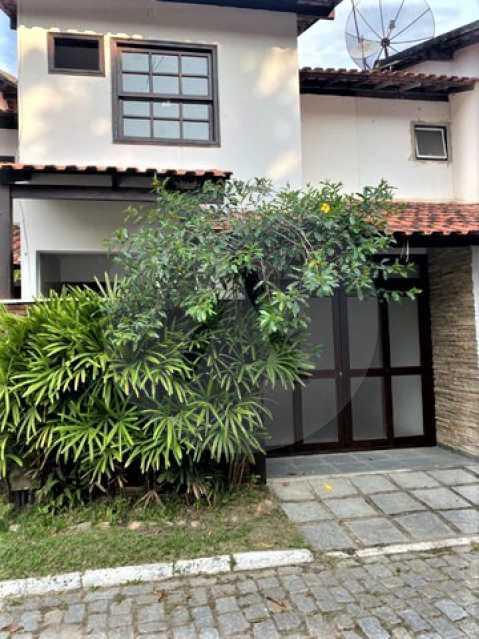 14 Casa Condomínio Itaipu - Imobiliária Agatê Imóveis vende Casa em Condomínio - Itaipu - Niterói. - HTCN20054 - 15