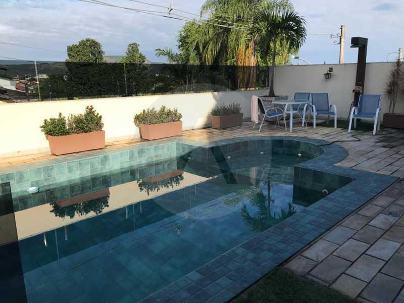 2 Casa Camboinhas. - Imobiliária Agatê Imóveis vende Casa Triplex - Camboinhas - Niterói. - HTCA70002 - 3