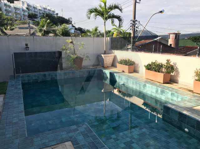 3 Casa Camboinhas. - Imobiliária Agatê Imóveis vende Casa Triplex - Camboinhas - Niterói. - HTCA70002 - 4