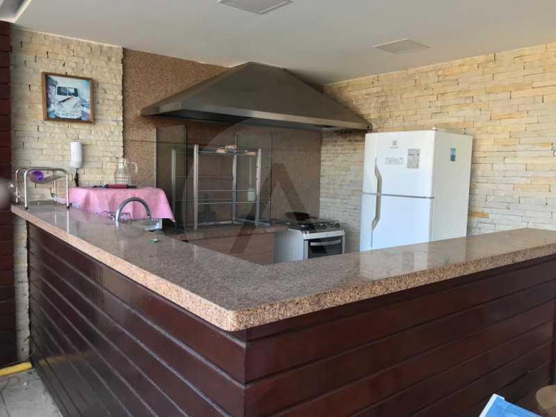 5 Casa Camboinhas. - Imobiliária Agatê Imóveis vende Casa Triplex - Camboinhas - Niterói. - HTCA70002 - 6