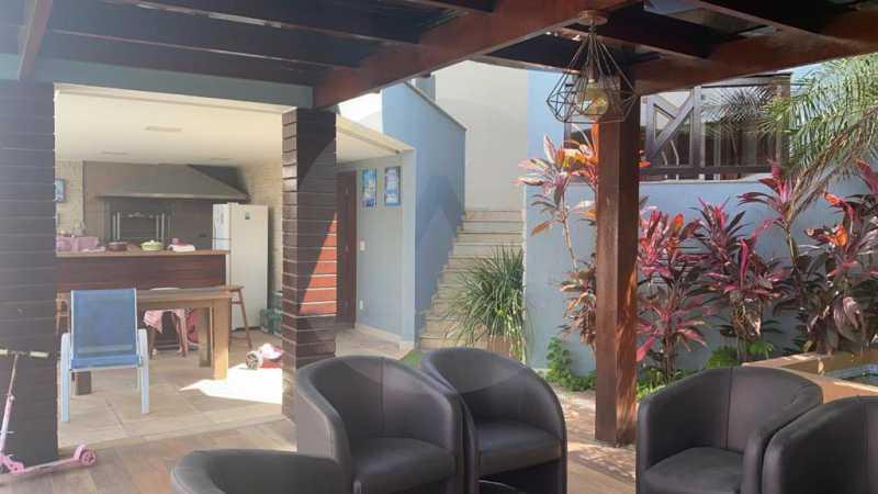 7 Casa Camboinhas. - Imobiliária Agatê Imóveis vende Casa Triplex - Camboinhas - Niterói. - HTCA70002 - 7