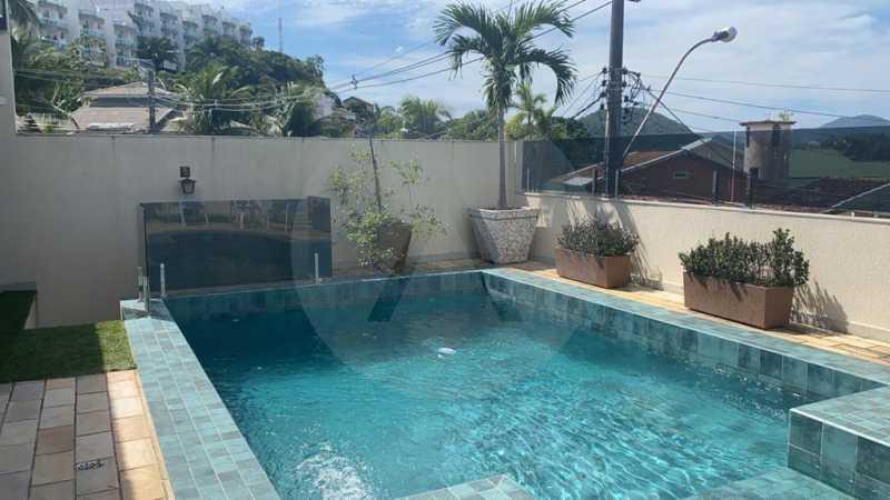 8 Casa Camboinhas. - Imobiliária Agatê Imóveis vende Casa Triplex - Camboinhas - Niterói. - HTCA70002 - 8