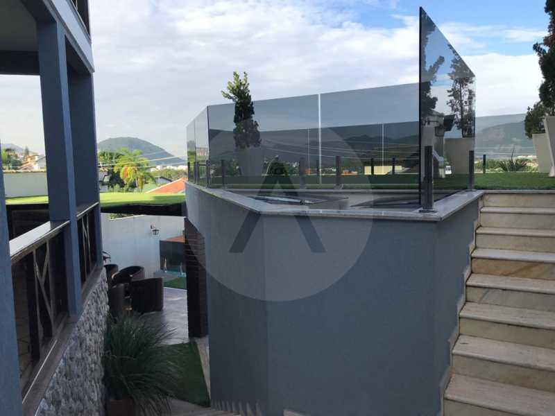 10 Casa Camboinhas. - Imobiliária Agatê Imóveis vende Casa Triplex - Camboinhas - Niterói. - HTCA70002 - 10