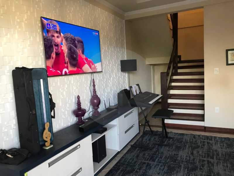 18 Casa Camboinhas. - Imobiliária Agatê Imóveis vende Casa Triplex - Camboinhas - Niterói. - HTCA70002 - 18