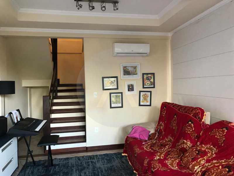 19 Casa Camboinhas. - Imobiliária Agatê Imóveis vende Casa Triplex - Camboinhas - Niterói. - HTCA70002 - 19