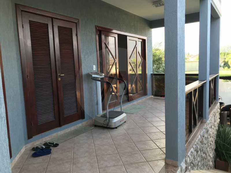 20 Casa Camboinhas. - Imobiliária Agatê Imóveis vende Casa Triplex - Camboinhas - Niterói. - HTCA70002 - 20