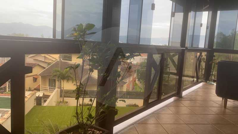 21 Casa Camboinhas. - Imobiliária Agatê Imóveis vende Casa Triplex - Camboinhas - Niterói. - HTCA70002 - 21