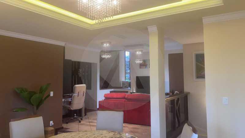23 Casa Camboinhas. - Imobiliária Agatê Imóveis vende Casa Triplex - Camboinhas - Niterói. - HTCA70002 - 23