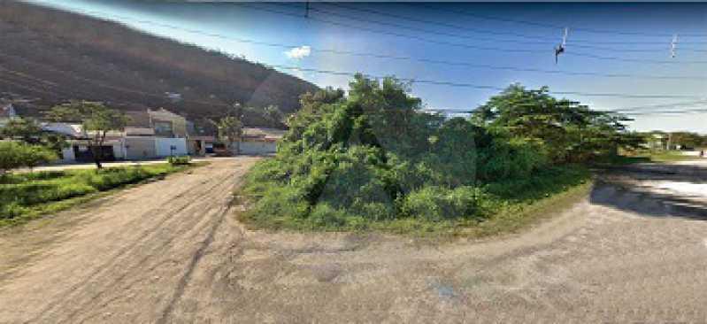 Terreno Plano Itaipu  - Imobiliária Agatê Imóveis vende 3 Lotes Planos juntos 1.302m² - Itaipu - Niterói/RJ. - HTMF00004 - 6