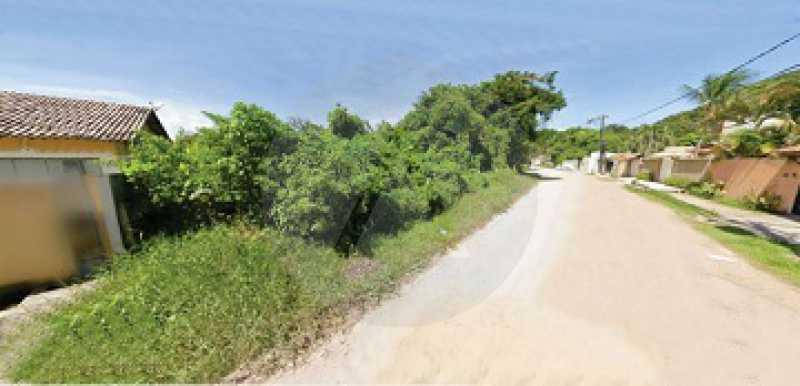 Terreno Plano Itaipu - Imobiliária Agatê Imóveis vende 3 Lotes Planos juntos 1.302m² - Itaipu - Niterói/RJ. - HTMF00004 - 5