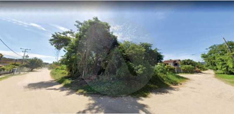 Terreno Plano Itaipu  - Imobiliária Agatê Imóveis vende Lote Plano 488m² - Itaipu - Niterói/RJ. - HTMF00007 - 3