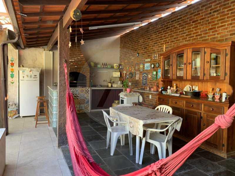 casa barravento 3 - Imobiliária Agatê Imóveis vende Casa padrão de 245m² Piratininga - Niterói - HTCA30276 - 5