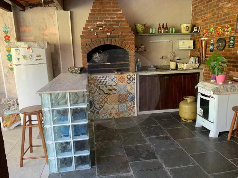 casa barravento 4 - Imobiliária Agatê Imóveis vende Casa padrão de 245m² Piratininga - Niterói - HTCA30276 - 6
