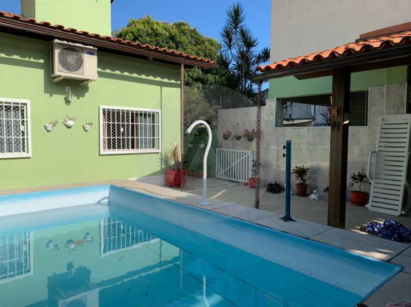 casa barravento 5 - Imobiliária Agatê Imóveis vende Casa padrão de 245m² Piratininga - Niterói - HTCA30276 - 7