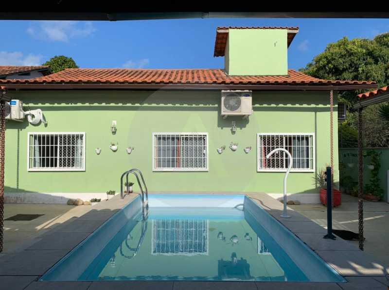 casa barravento 6 - Imobiliária Agatê Imóveis vende Casa padrão de 245m² Piratininga - Niterói - HTCA30276 - 8