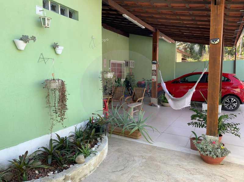 casa barravento 13 - Imobiliária Agatê Imóveis vende Casa padrão de 245m² Piratininga - Niterói - HTCA30276 - 13