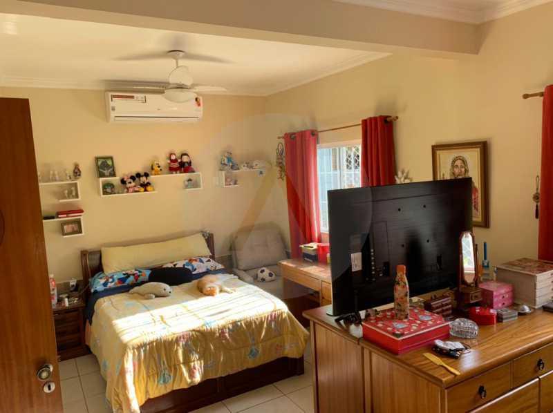 casa barravento 19 - Imobiliária Agatê Imóveis vende Casa padrão de 245m² Piratininga - Niterói - HTCA30276 - 18