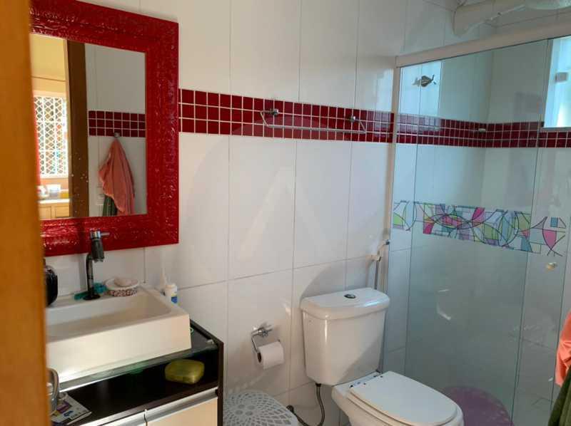 casa barravento 20 - Imobiliária Agatê Imóveis vende Casa padrão de 245m² Piratininga - Niterói - HTCA30276 - 19