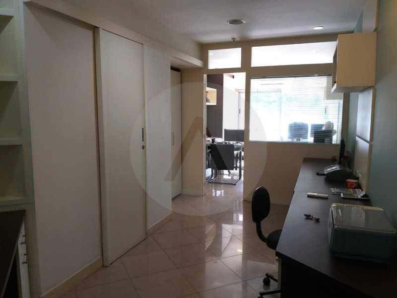 5 Sala Comercial Piratininga. - Imobiliária Agatê Imóveis vende Sala Comercial de 32m² Piratininga - Niterói. - HTSL00002 - 6