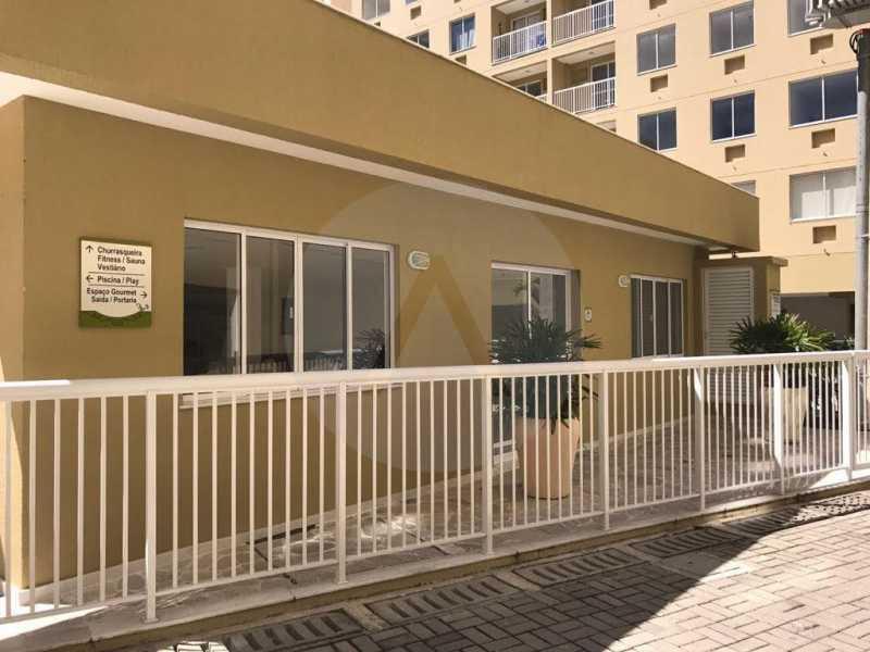 5 Apartamento Piratininga. - Imobiliária Agatê Imóveis vende Apartamento de 72 m² Itaipu - Niterói. - HTAP30049 - 6