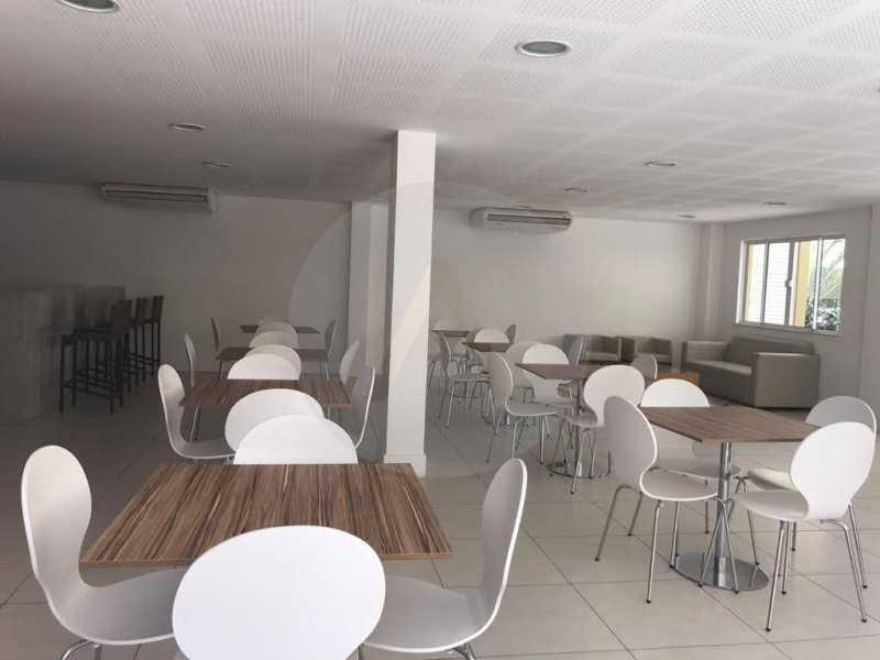 7 Apartamento Piratininga. - Imobiliária Agatê Imóveis vende Apartamento de 72 m² Itaipu - Niterói. - HTAP30049 - 8