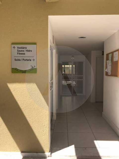 9 Apartamento Piratininga. - Imobiliária Agatê Imóveis vende Apartamento de 72 m² Itaipu - Niterói. - HTAP30049 - 10