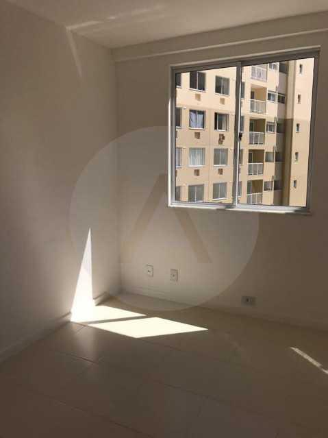 14 Apartamento Piratininga. - Imobiliária Agatê Imóveis vende Apartamento de 72 m² Itaipu - Niterói. - HTAP30049 - 15