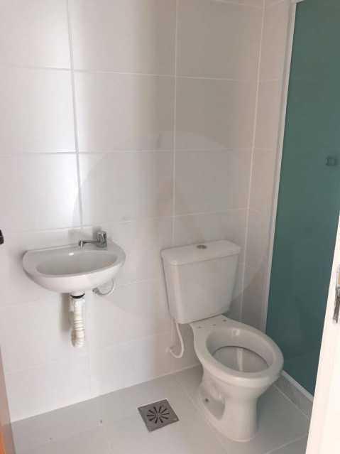 15 Apartamento Piratininga. - Imobiliária Agatê Imóveis vende Apartamento de 72 m² Itaipu - Niterói. - HTAP30049 - 16