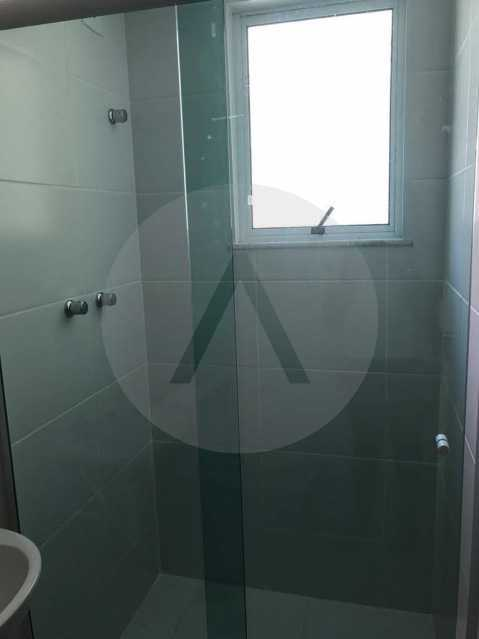 16 Apartamento Piratininga. - Imobiliária Agatê Imóveis vende Apartamento de 72 m² Itaipu - Niterói. - HTAP30049 - 17