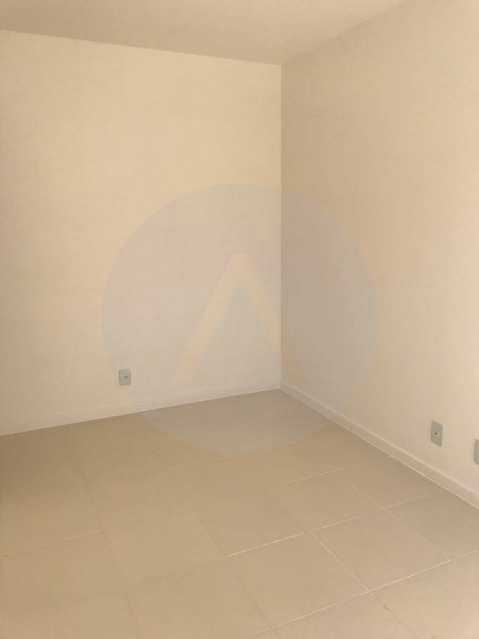 18 Apartamento Piratininga. - Imobiliária Agatê Imóveis vende Apartamento de 72 m² Itaipu - Niterói. - HTAP30049 - 19