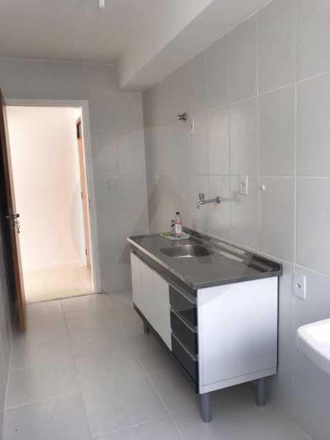19 Apartamento Piratininga. - Imobiliária Agatê Imóveis vende Apartamento de 72 m² Itaipu - Niterói. - HTAP30049 - 20