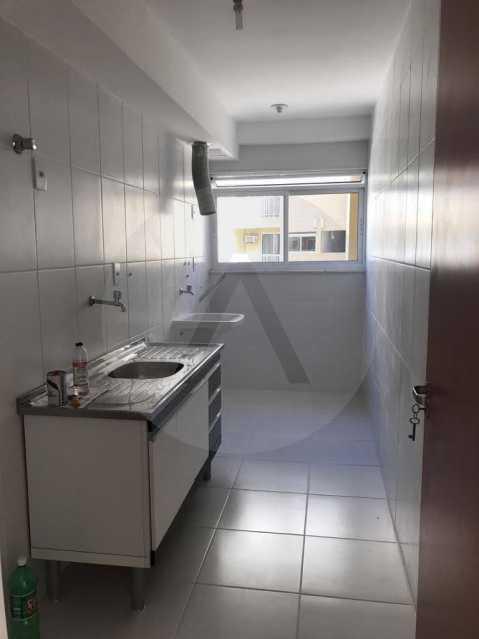 20 Apartamento Piratininga. - Imobiliária Agatê Imóveis vende Apartamento de 72 m² Itaipu - Niterói. - HTAP30049 - 21