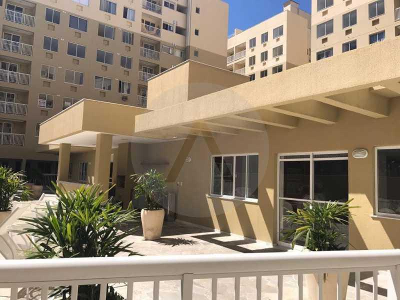 27 Apartamento Piratininga. - Imobiliária Agatê Imóveis vende Apartamento de 72 m² Itaipu - Niterói. - HTAP30049 - 28