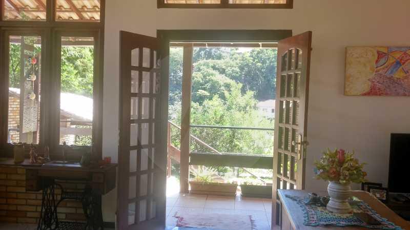 7 - Entrada - Imobiliária Agatê Imóveis vende Casa de 289 m² Itaipu - Niterói por 480 mil reais - HTCA30035 - 8