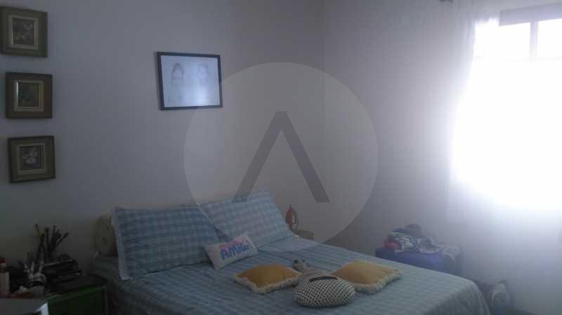 17 - Suite - Imobiliária Agatê Imóveis vende Casa de 289 m² Itaipu - Niterói por 480 mil reais - HTCA30035 - 18