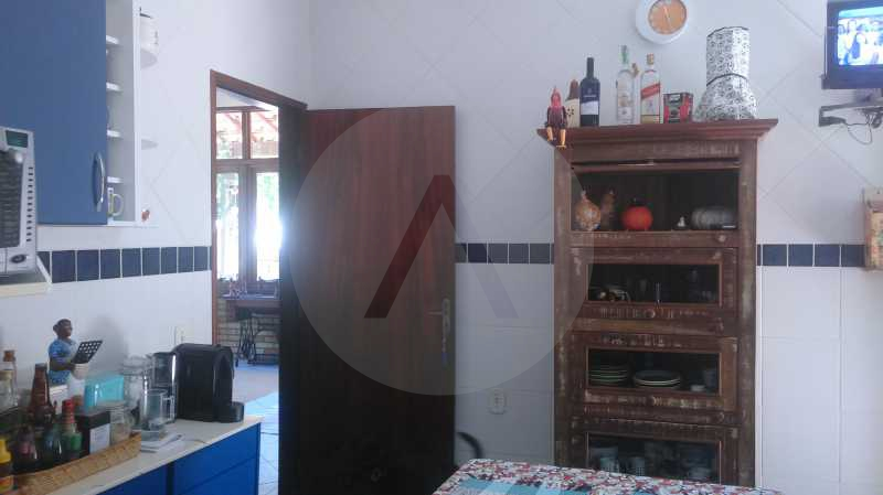 23 - Cozinha - Imobiliária Agatê Imóveis vende Casa de 289 m² Itaipu - Niterói por 480 mil reais - HTCA30035 - 28