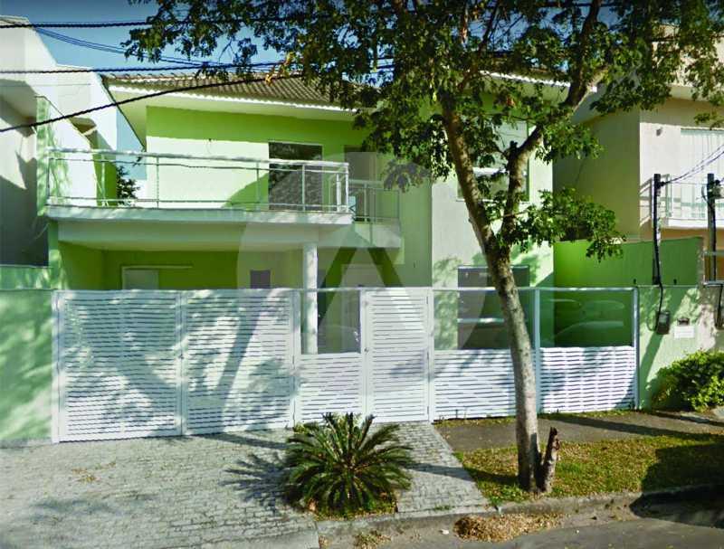 01 Casa Camboinhas - Imobiliária Agatê Imóveis vende Casa de 236 m² Camboinhas - Niterói. - HTCA40134 - 1