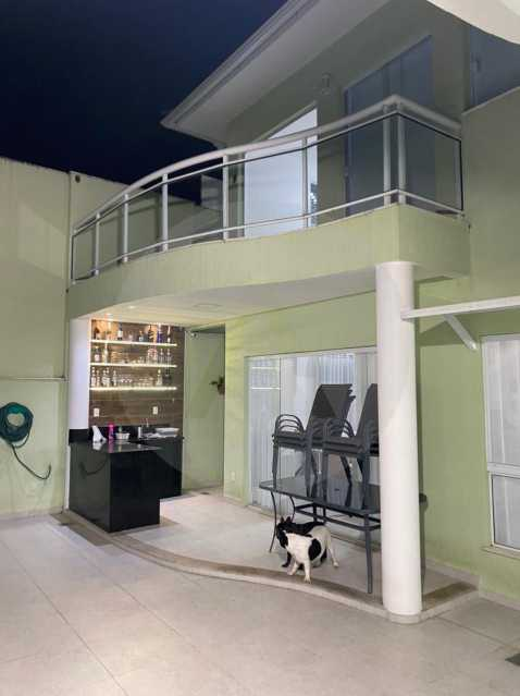 1 Casa Camboinhas. - Imobiliária Agatê Imóveis vende Casa de 236 m² Camboinhas - Niterói. - HTCA40134 - 3