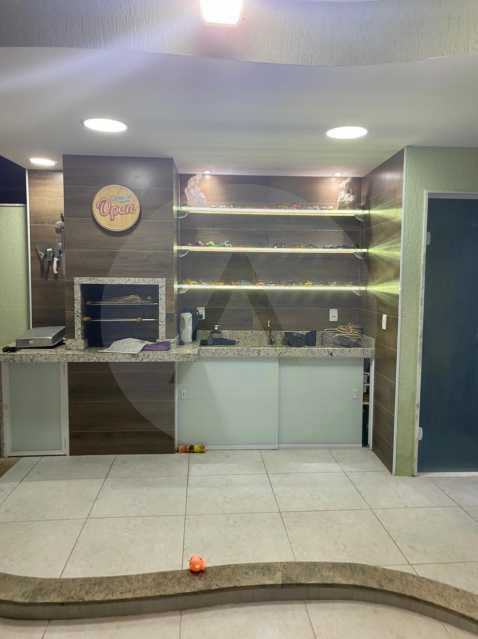 2 Casa Camboinhas. - Imobiliária Agatê Imóveis vende Casa de 236 m² Camboinhas - Niterói. - HTCA40134 - 4
