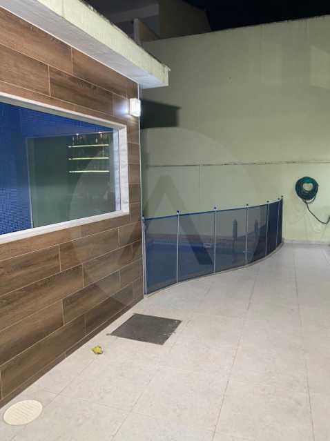 4 Casa Camboinhas. - Imobiliária Agatê Imóveis vende Casa de 236 m² Camboinhas - Niterói. - HTCA40134 - 6