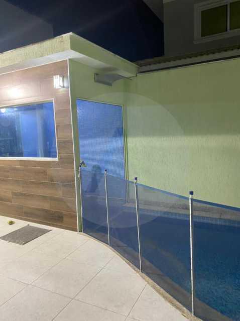 5 Casa Camboinhas. - Imobiliária Agatê Imóveis vende Casa de 236 m² Camboinhas - Niterói. - HTCA40134 - 7