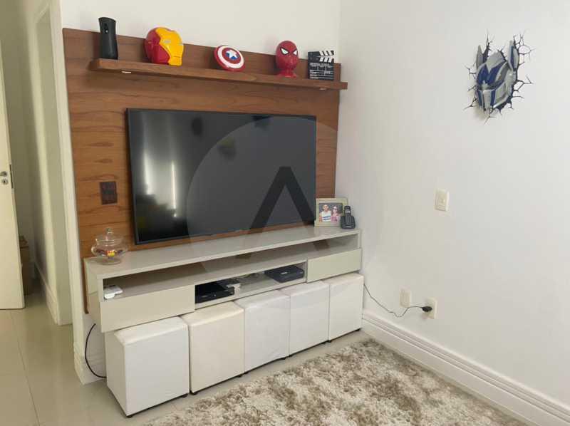 7 Casa Camboinhas. - Imobiliária Agatê Imóveis vende Casa de 236 m² Camboinhas - Niterói. - HTCA40134 - 9