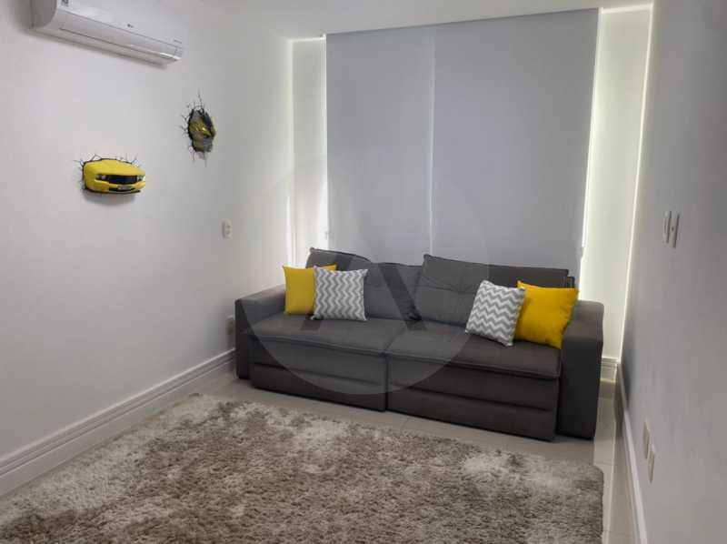 8 Casa Camboinhas. - Imobiliária Agatê Imóveis vende Casa de 236 m² Camboinhas - Niterói. - HTCA40134 - 10