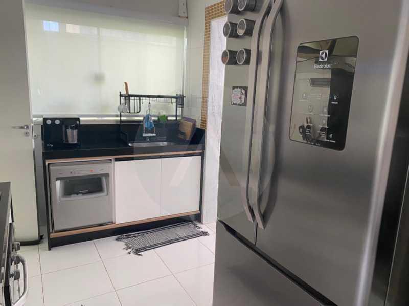 9 Casa Camboinhas. - Imobiliária Agatê Imóveis vende Casa de 236 m² Camboinhas - Niterói. - HTCA40134 - 11