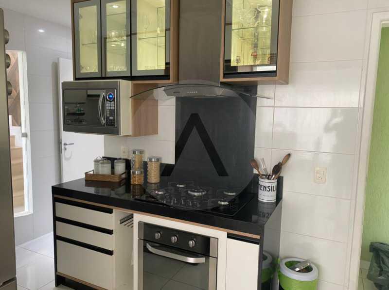 11 Casa Camboinhas. - Imobiliária Agatê Imóveis vende Casa de 236 m² Camboinhas - Niterói. - HTCA40134 - 13