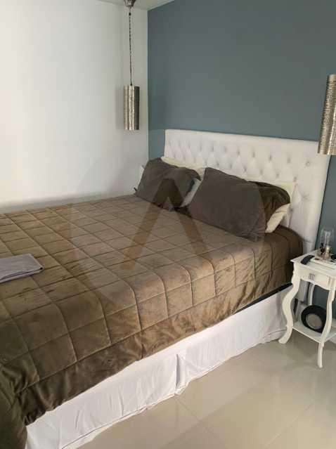 14 Casa Camboinhas. - Imobiliária Agatê Imóveis vende Casa de 236 m² Camboinhas - Niterói. - HTCA40134 - 16