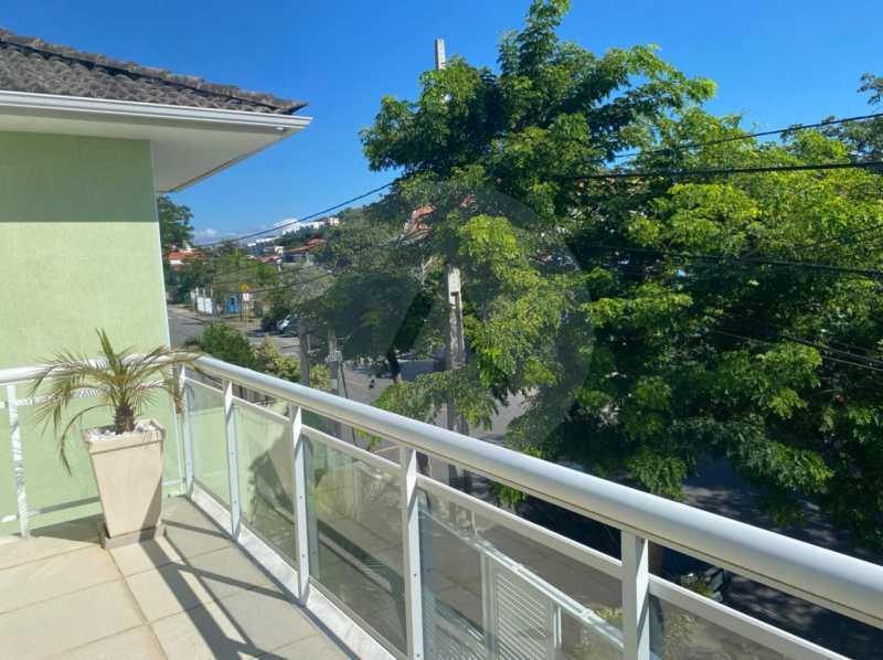 29 Casa Camboinhas. - Imobiliária Agatê Imóveis vende Casa de 236 m² Camboinhas - Niterói. - HTCA40134 - 31