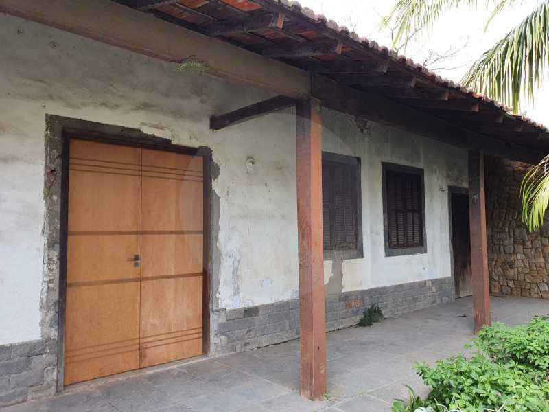 1 Casa Itaipu. - Imobiliária Agatê Imóveis vende Casa Linear - Itaipu - Niterói. - HTCA20044 - 1
