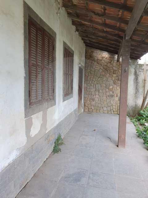 2 Casa Itaipu. - Imobiliária Agatê Imóveis vende Casa Linear - Itaipu - Niterói. - HTCA20044 - 3